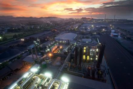DR Plant to Posco -fasilitas produksi