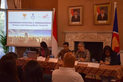 Diaspora and Investment Opportunities in Indonesia